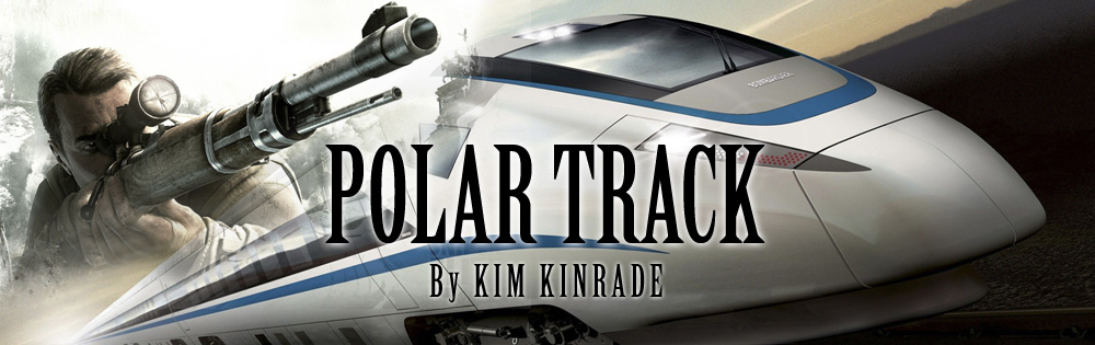 Polar Track - Novel by Kim Kinrade